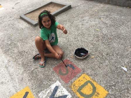 Pintando el cole de colores_1_CEIP FDLR_Las Rozas_2018-2019 17