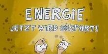 Energie: Jetzt wird gespart!
