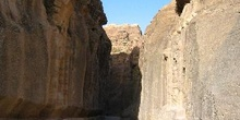 Siq, Petra, Jordania