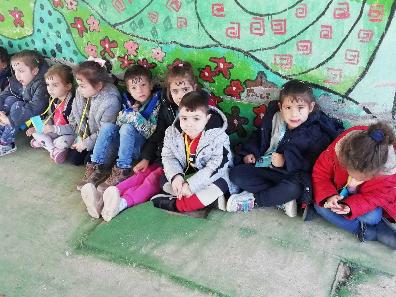 """Granja Escuela """"El Álamo"""". Infantil 4-5 años 11"""