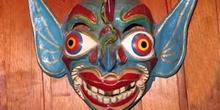 Máscara peruana de carnaval, Perú