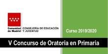 Actividades V Concurso de Oratoria de la Comunidad de Madrid