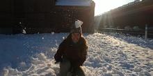 Nieve enn el Príncipe