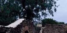 Restos de una edificación antigua