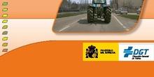 Los tractores. Normativa DGT