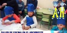 TALLER DE COCINA EN EL ARCI