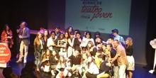 Grupo de Teatro - Ceremonia Premios Buero de Teatro Joven 2018 3