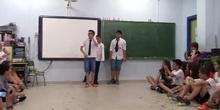 Actuaciones de 6º de final de curso 2014/15 (IX)