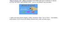 PROGRAMAS INFORMÁTICOS EDUCATIVOS LENGUAJE