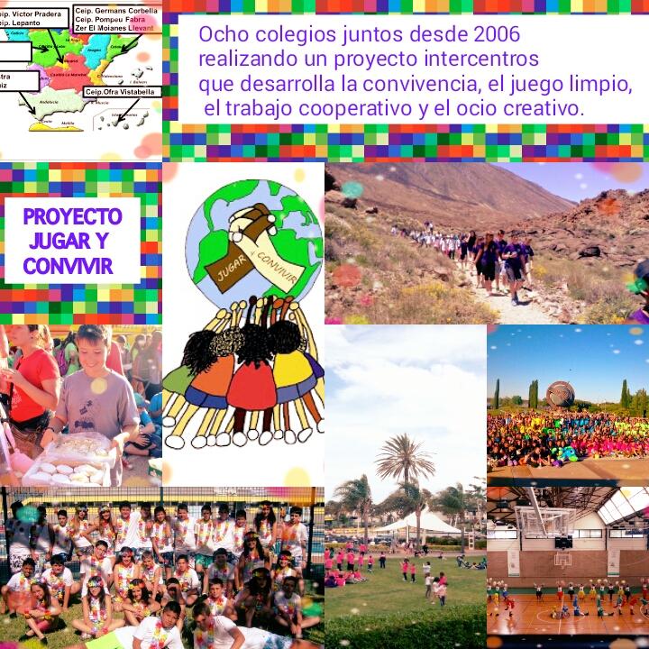 Proyecto Jugar y Convivir
