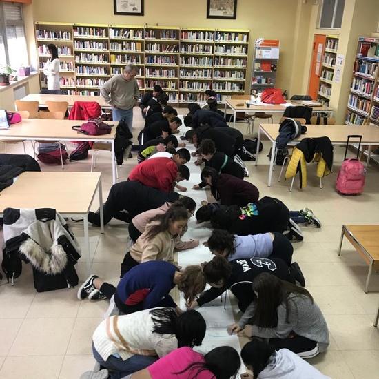 Jornada de formación de alumnos mediadores 2