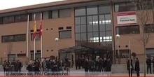 Inaugurado el nuevo IES Francisco Ayala en el PAU de Carabanchel