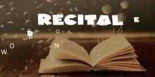 Recital de poesía P3 - CEIP CASTILLA