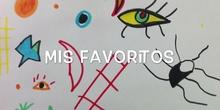 INFANTIL 5 AÑOS B - MIS FAVORITOS - JORGE - ACTIVIDAD