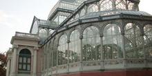 Palacio de Cristal del Retiro, Madrid