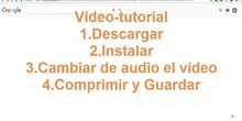 VirtualDub Tutorial para cambiar el audio a un vídeo