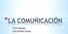 LA COMUNICACIÓN I