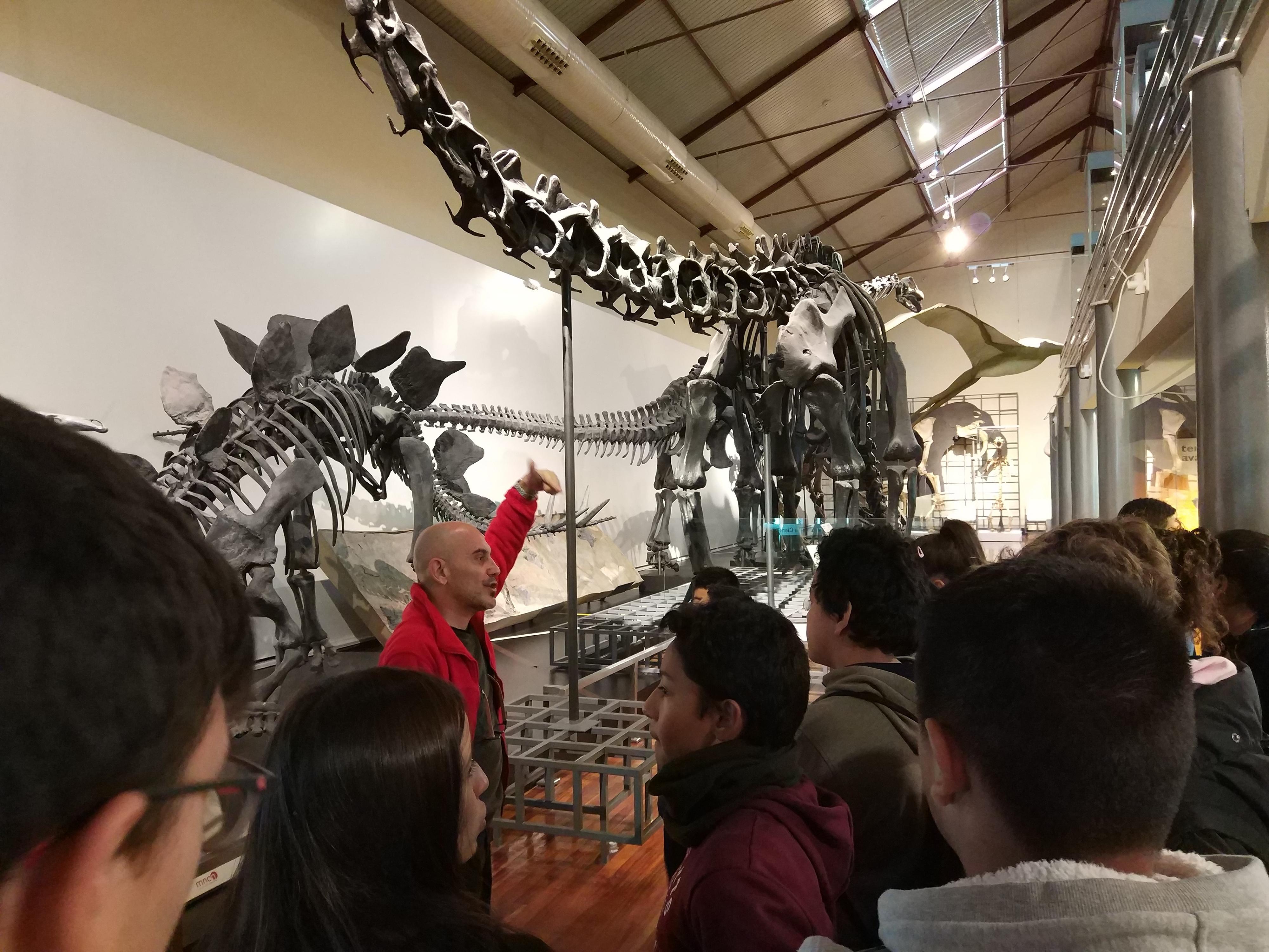Fotos visita Museo CCNN y Botánico 5