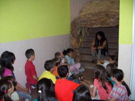 Semana cultural Prehistoria 18