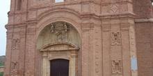 Fachada, Iglesia de Nstra Señora de la Asunción, Munébrega, Zara