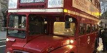 70 London double-decker bus