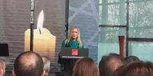 La Presidenta de la Comunidad de Madrid Excma. Sra. Dña. Cristina Cifuentes
