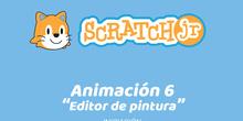 ScratchJr (Iniciación) 06-Editor de pintura