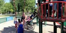 Parque María de Austria. 3 años. 13