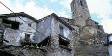 Casas de montaña en Liri, Huesca