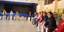 Taller de cajón flamenco 5ºEP