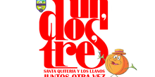 Un, dos, tres 4ºA en Los Llanos (octubre 2017)