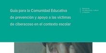 Guía comunidad educativa victimas CIBERACOSO