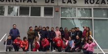 2019_Quinto B visita la biblioteca municipal_CEIP FDLR_Las Rozas 11