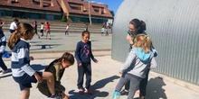 Día de la Familia 2018_CEIP FDLR_Las Rozas_Juegos de patio