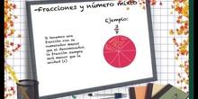 PRIMARIA 6º - NOCIONES SOBRE FRACCIONES - MATEMÁTICAS - FORMACIÓN