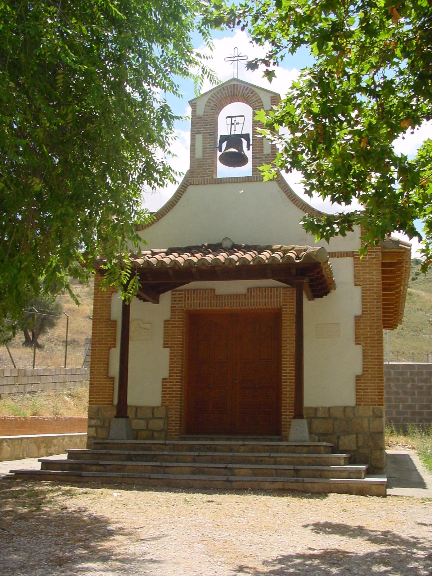 Ermita de San Isidro en Tielmes