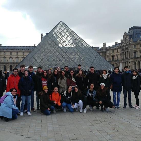 Viaje Cultural a Paris 4º ESO 1