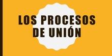 PROCESOS DE UNIÓN