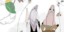 Cap. VIII. Don Quijote y Sancho ven unos molinos de viento