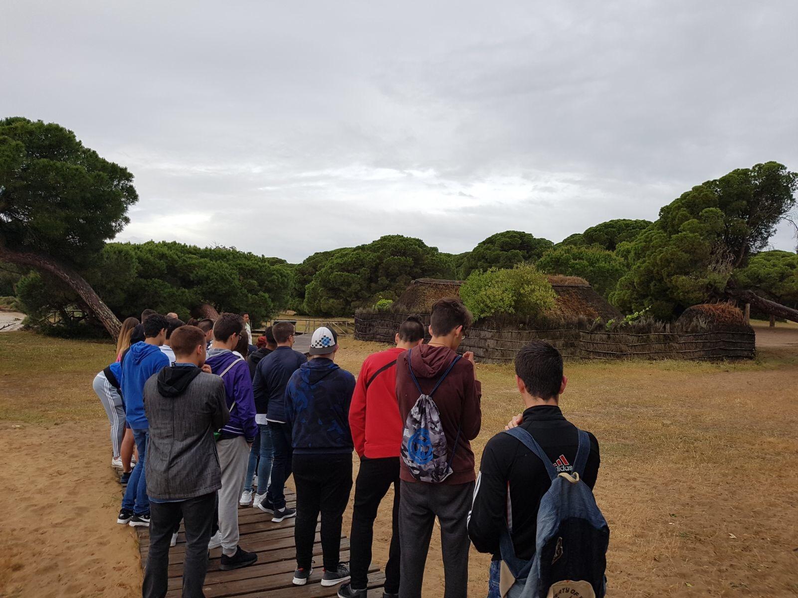 Viaje de fin de curso a Cádiz4º ESO 15