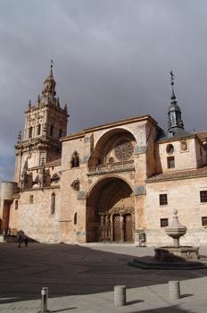 Catedral de Burgo de Osma, Soria, Castilla y León