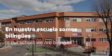 Bilingüismo en el CEIP Castilla