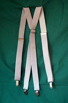 Tirantes elasticos de pantalón