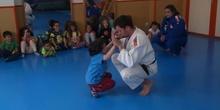 Infantil. Judo