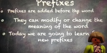 ESO - 1B - PREFIXES - ENGLISH - FORMACIÓN .MOV