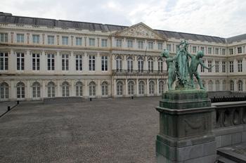 Palacio de Carlos de Lorena, Bruselas, Bélgica