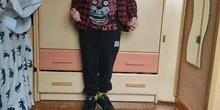 Thiago's clothes