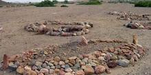 Cementerio musulmán, Rep. de Djibouti, áfrica