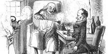 Presentación y lectura de fragmentos de Canción de Navidad de Dickens 6