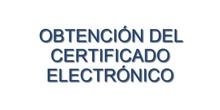Vídeo Tutorial sobre la instalación, exportación y desinstalación del certificado electrónico